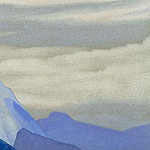 Himalayas # 77 Transcendental top, Roerich N.K. (Part 4)