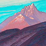The Himalayas # 200, Roerich N.K. (Part 4)