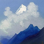 Roerich N.K. (Part 4) - Kullu # 166 Kullu (heaven construction)