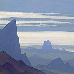 Roerich N.K. (Part 4) - For Kuchar # 27 During Kuchar (Blue given)