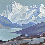 Sacred Himalayas, Roerich N.K. (Part 4)