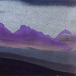 The Himalayas # 129, Roerich N.K. (Part 4)