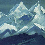 Roerich N.K. (Part 4) - The Himalayas (Three snowy peaks)