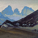 Roerich N.K. (Part 4) - Kuen-Lun # 50 Kueng Lung (Black spurs)