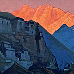 Roerich N.K. (Part 5) - Tibet. Burning top