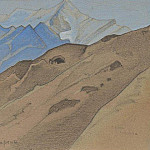 Roerich N.K. (Part 4) - Sketch for the painting