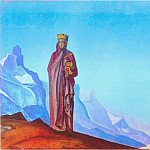 Roerich N.K. (Part 4) - Stone carrier (Derzhatelnitsa World) # 104