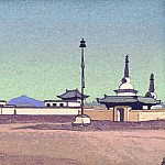 Batuhalka, the capital of Inner Mongolia # 137, Roerich N.K. (Part 4)