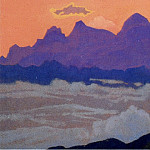Roerich N.K. (Part 2) - Everest # 84 Everest (Dzhomolungma)