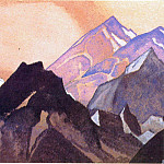 Beauty Himalayas, Roerich N.K. (Part 4)