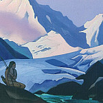 Snow virgin , Roerich N.K. (Part 4)