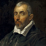 Part 1 Prado museum - Tintoretto, Jacopo Robusti -- Magistrado veneciano