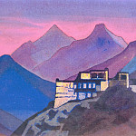 Roerich N.K. (Part 3) - Castle Takuro