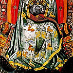 Queen of Heaven # 43, Roerich N.K. (Part 3)
