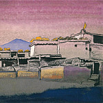 Roerich N.K. (Part 3) - Kardang # 6 or 6B (Etudes village) (Sketch)