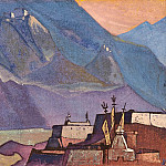 Chandra # 30 , Roerich N.K. (Part 3)