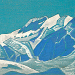 Mountain etude , Roerich N.K. (Part 3)