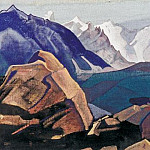 Ladak # 46 , Roerich N.K. (Part 3)