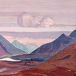River Chandra , Roerich N.K. (Part 3)