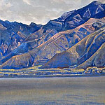 Dal Lake, Roerich N.K. (Part 3)