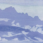 Close to Tibetan border, Roerich N.K. (Part 3)