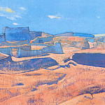 City Ja Lama. Mongolia, Roerich N.K. (Part 3)