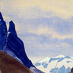 Maitreya. Album sheet 82 #, Roerich N.K. (Part 3)