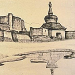 Shrine , Roerich N.K. (Part 3)