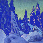 Snow Guard # 2, Roerich N.K. (Part 3)