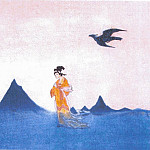 Roerich N.K. (Part 3) - Walk Kuan-Ying (sketch)