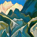 Cob ice, Roerich N.K. (Part 3)
