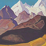 Himalayas, Roerich N.K. (Part 3)