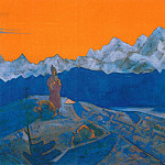 Red Lama # 13, Roerich N.K. (Part 3)