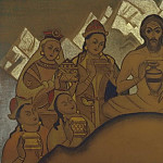 Holy Offering # 32 , Roerich N.K. (Part 3)