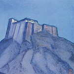 Roerich N.K. (Part 3) - Stronghold Tibet (sketch)