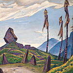Set Design, Roerich N.K. (Part 3)