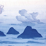 Above Horizontal # 6, Roerich N.K. (Part 3)