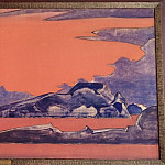 Three darts # 5, Roerich N.K. (Part 3)