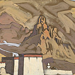 Convent Sharugon, Roerich N.K. (Part 3)
