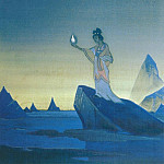 Agni-Yoga. Project of a fresco , Roerich N.K. (Part 3)