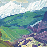 Roerich N.K. (Part 3) - Yenno Guyot Dya - Friend of the Travelers # 7