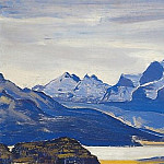 Alps , Roerich N.K. (Part 3)