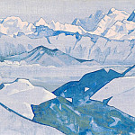 Ridge Everest # 58, Roerich N.K. (Part 3)