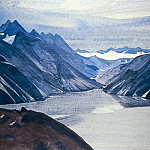 Lake Nag, Roerich N.K. (Part 3)