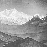 Roerich N.K. (Part 3) - The Himalayas (Kanchenjunga)