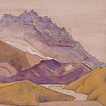Sasser, 16.600 feet, Roerich N.K. (Part 3)