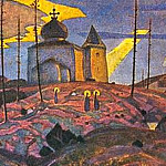 The Saints visit # 6, Roerich N.K. (Part 3)