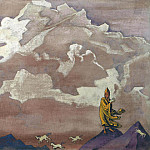 White horses, Roerich N.K. (Part 3)