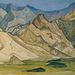 Mount , Roerich N.K. (Part 3)