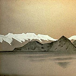 Roerich N.K. (Part 3) - Lake Vular (2)